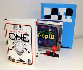 Anders vant tre gode spillbøker.