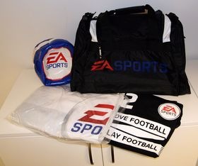 EA Sports treningspakke.