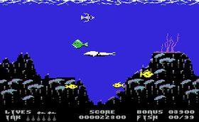 The Mollusk (C64).