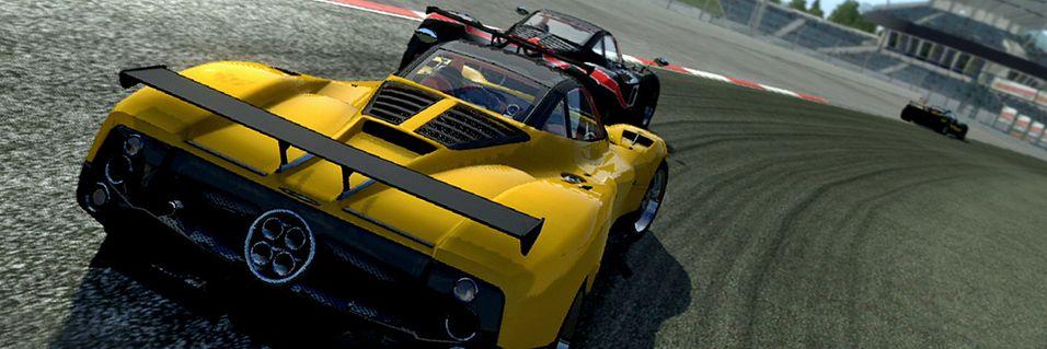 Nedlastbare superbiler på PS3