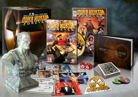 Duke Nukem Forever: Balls of Steel Edition. Vi gir bort PlayStation 3-utgaven.