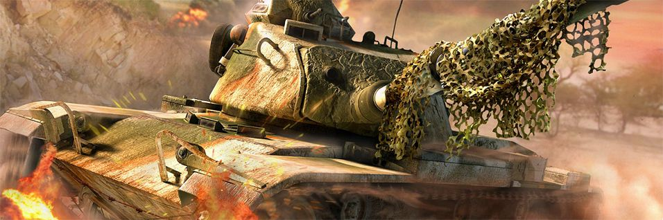 Tilbake til åttitallet i nytt stridsvognspill