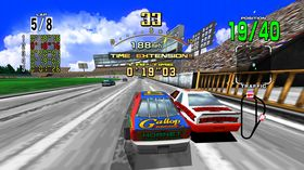 Daytona USA (PS3 og Xbox 360).