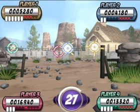 Big Town Shoot Out (Wii).