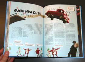 Nydelige illustrasjoner i boka.
