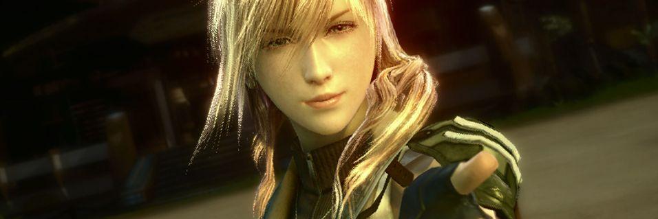 INTERVJU: Intervju: Final Fantasy XIII-2
