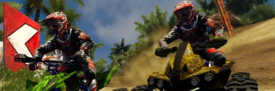 Mer ATV-racing fra Nail'd-gjengen
