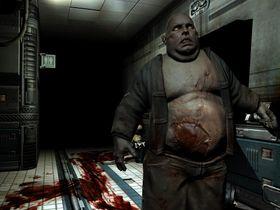 Et av de velkjente monstrene fra Doom 3.