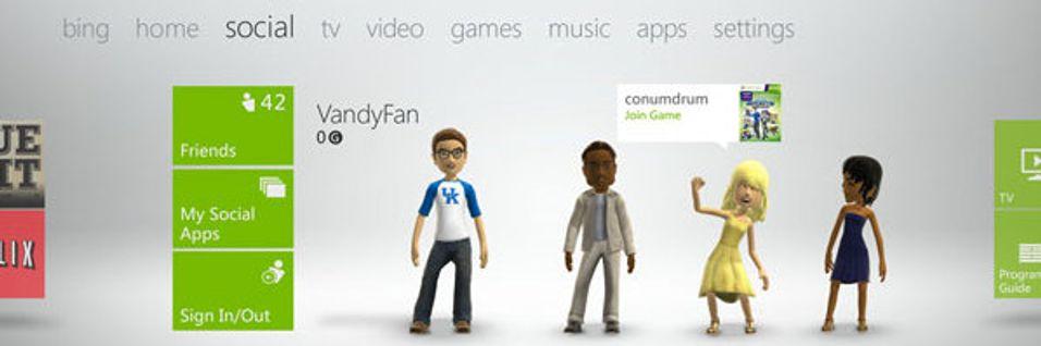 Xbox Live får en overhaling