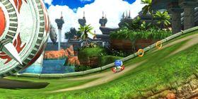 Sonic i perspektivet fra glansdagene...