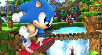 Test: Sonic Generations