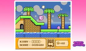 3D Classics Kirby's Adventure (3DS).