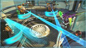 Et av Insomniacs kommende spill, Ratchet & Clank: All 4 One.