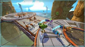 Ratchet & Clank All 4 One.