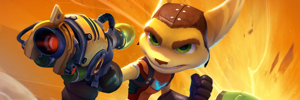 ANMELDELSE: Ratchet & Clank: All 4 One