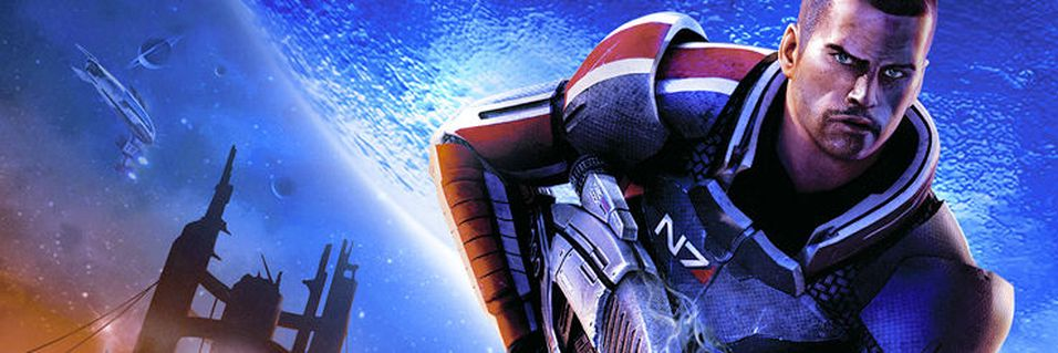 SNIKTITT: Mass Effect 2