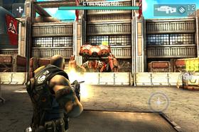 Shadowgun er en teknisk høydare og utvilsomt et av de peneste spillene som er å få til iPhone for tiden.