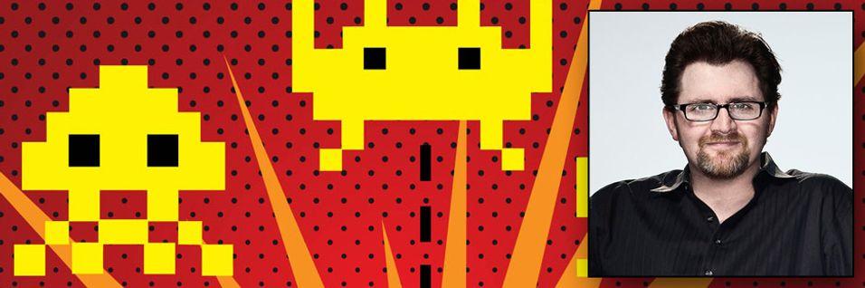 INTERVJU: – Space Invaders forandret livet mitt