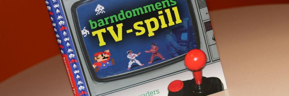 ANMELDELSE: Bokanmeldelse: Barndommens TV-spill