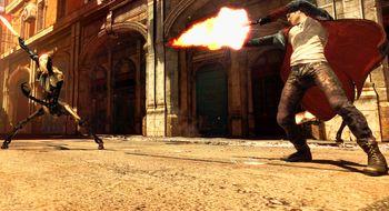 Ekspertspillere bistår Devil May Cry-teamet