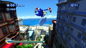 Sonic Generations (PC, PS3 og Xbox 360).