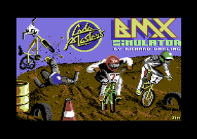 BMX Simulator.