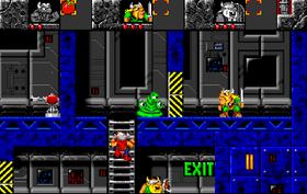 Bildene er fra Amiga-versjonen.