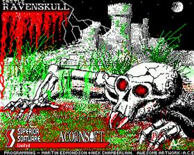 Castle Ravenskull.