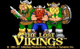 The Lost Vikings.
