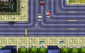 En «bug» fikk fart på politiet.