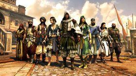 Ubisoft står blant annet bak Assassin's Creed-serien.
