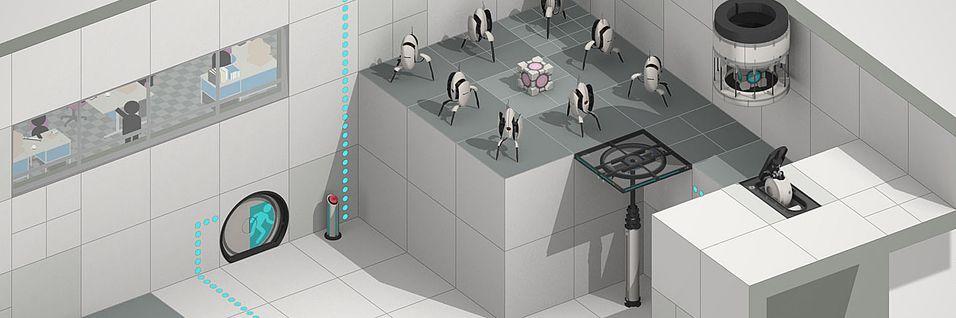 Snart kan alle lage Portal 2-brett