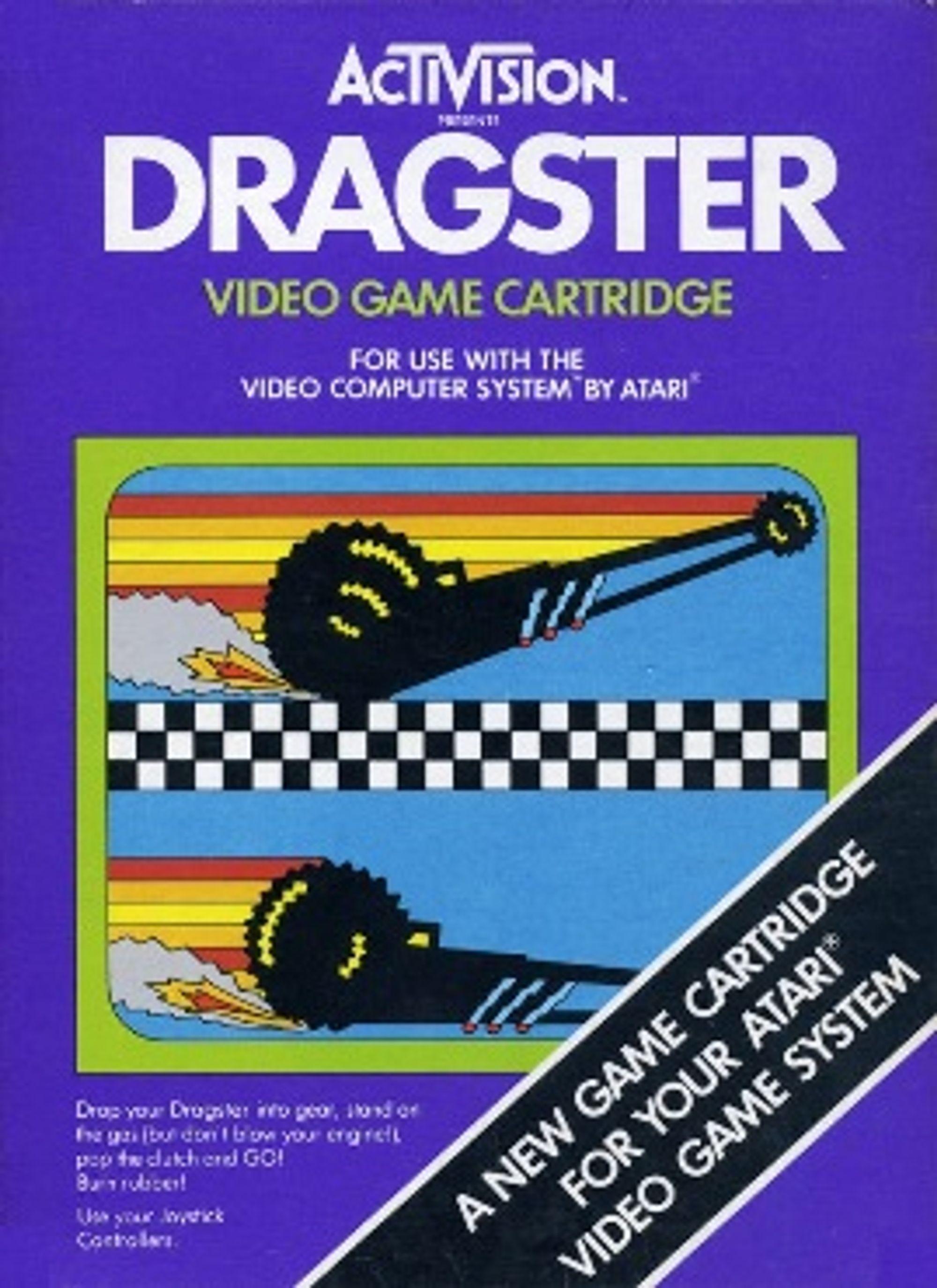 Det var utenkelig at noen andre enn Atari skulle gi ut 2600-spill.