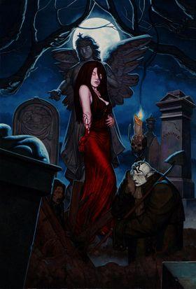 Vampyrer er populære.
