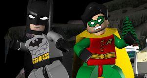 Hobbiter og mer LEGO Batman underveis