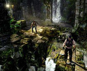 Uncharted til Vita.