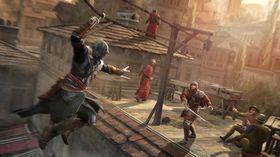 Ezio på nye eventyr.