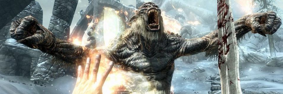 SNIKTITT: The Elder Scrolls V: Skyrim
