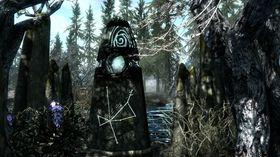 En magisk stein.