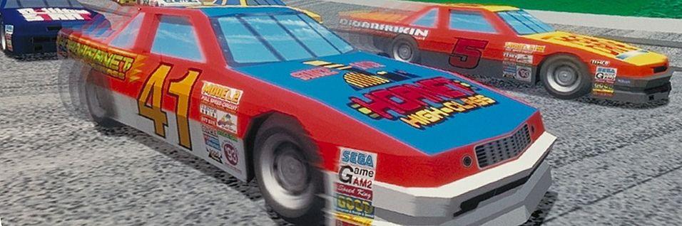 Sega bekrefter Daytona USA