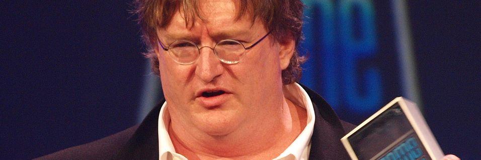 Gabe Newell advarer mot Apple