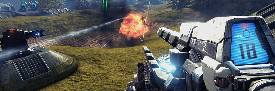 Snart beta for Tribes: Ascend