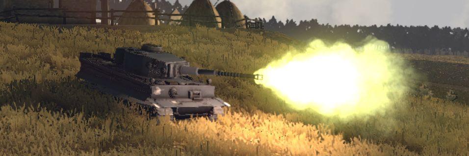 Hitman-veteraner lager unikt krigsspill