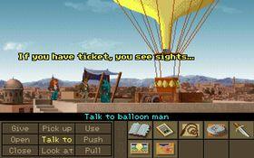 Ballongtur.