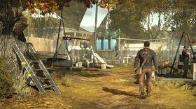 Bildene er fra det første Homefront-spillet.
