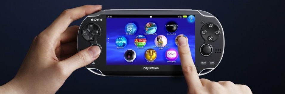 Ingen regionsperre for PlayStation Vita
