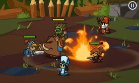 Battleheart er et herlig taktisk rollespill som jeg allerede har brukt timesvis på.