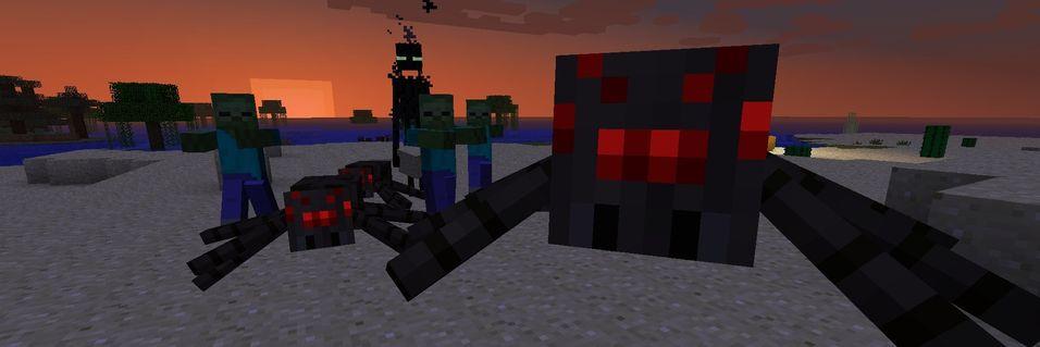 Minecraft inviterer til nye eventyr