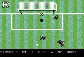 Microprose Soccer.