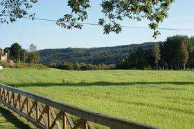 Et lite stykke Norge - idylliske omgivelser i Austmarka.